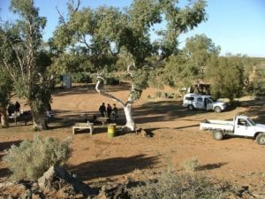 Farina Campground
